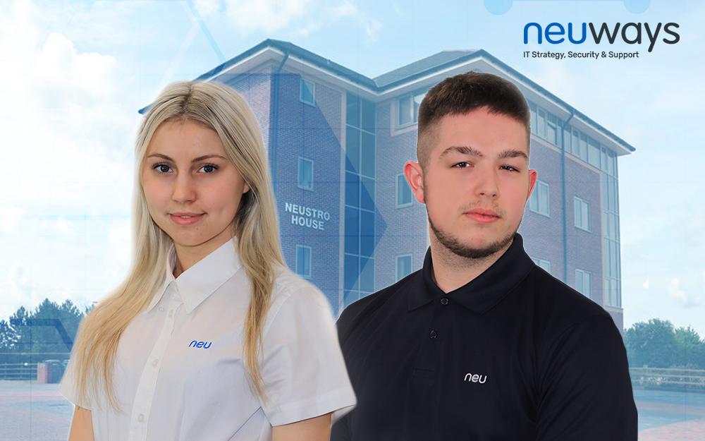 Neuways celebrate double apprentice successes