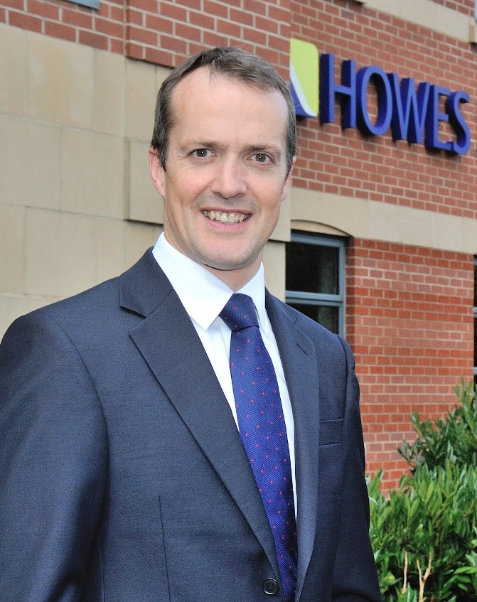 Howes Percival appoints new Chairman