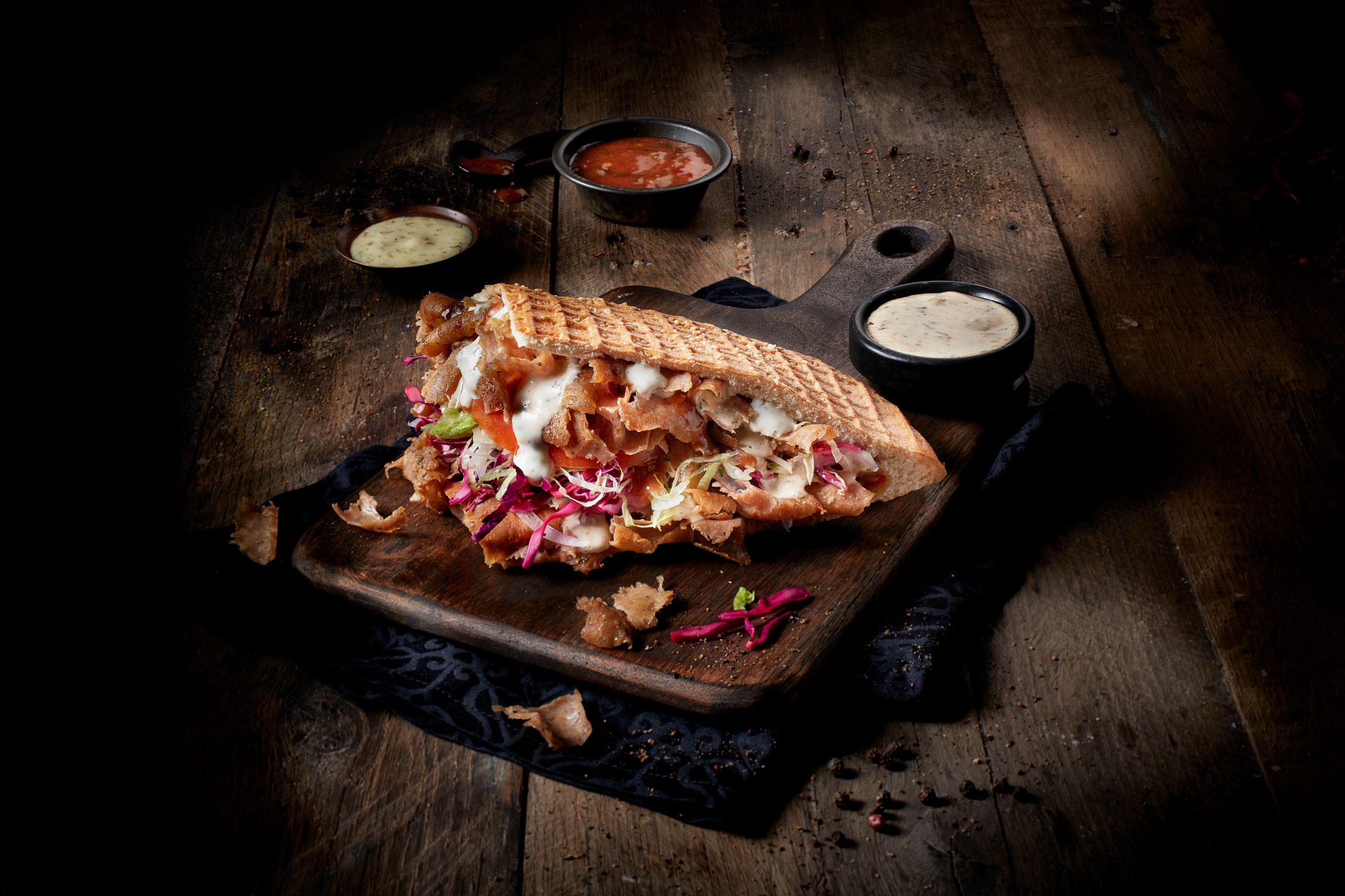 German Doner Kebab opens its doors in Nottingham