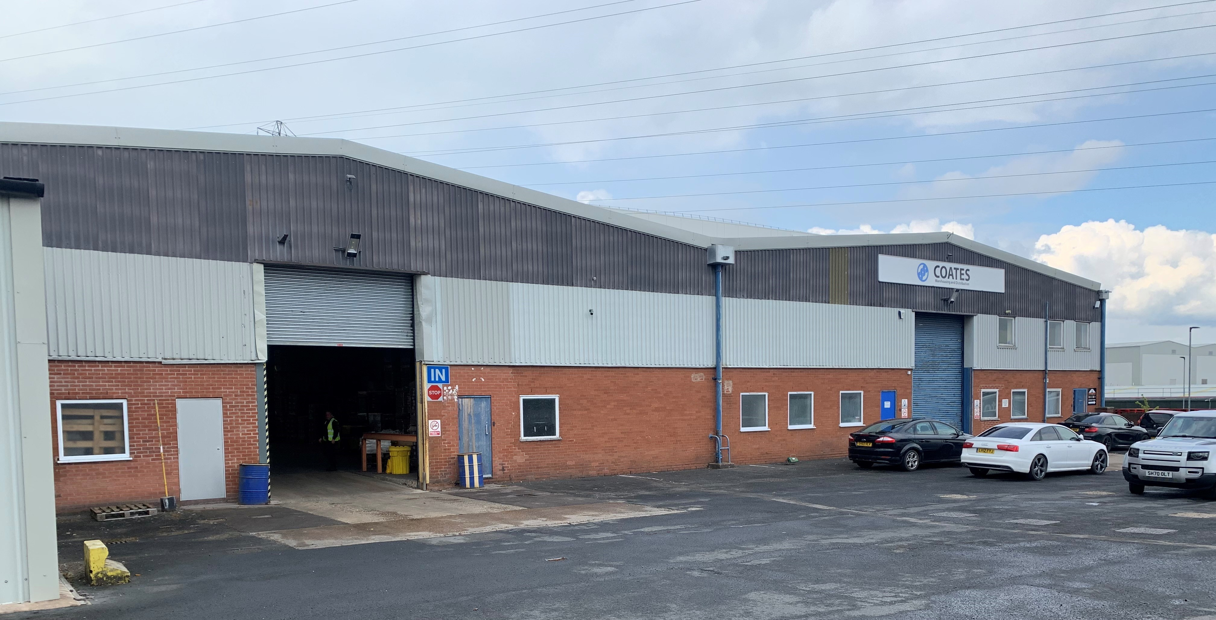 MIDLANDS INDUSTRIAL MARKET PERFORMING STRONGLY WITH NEW STOCK AVAILABLE