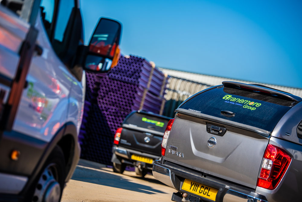 Double deal at Arkwright Hill Farm Business Park, Leicestershire