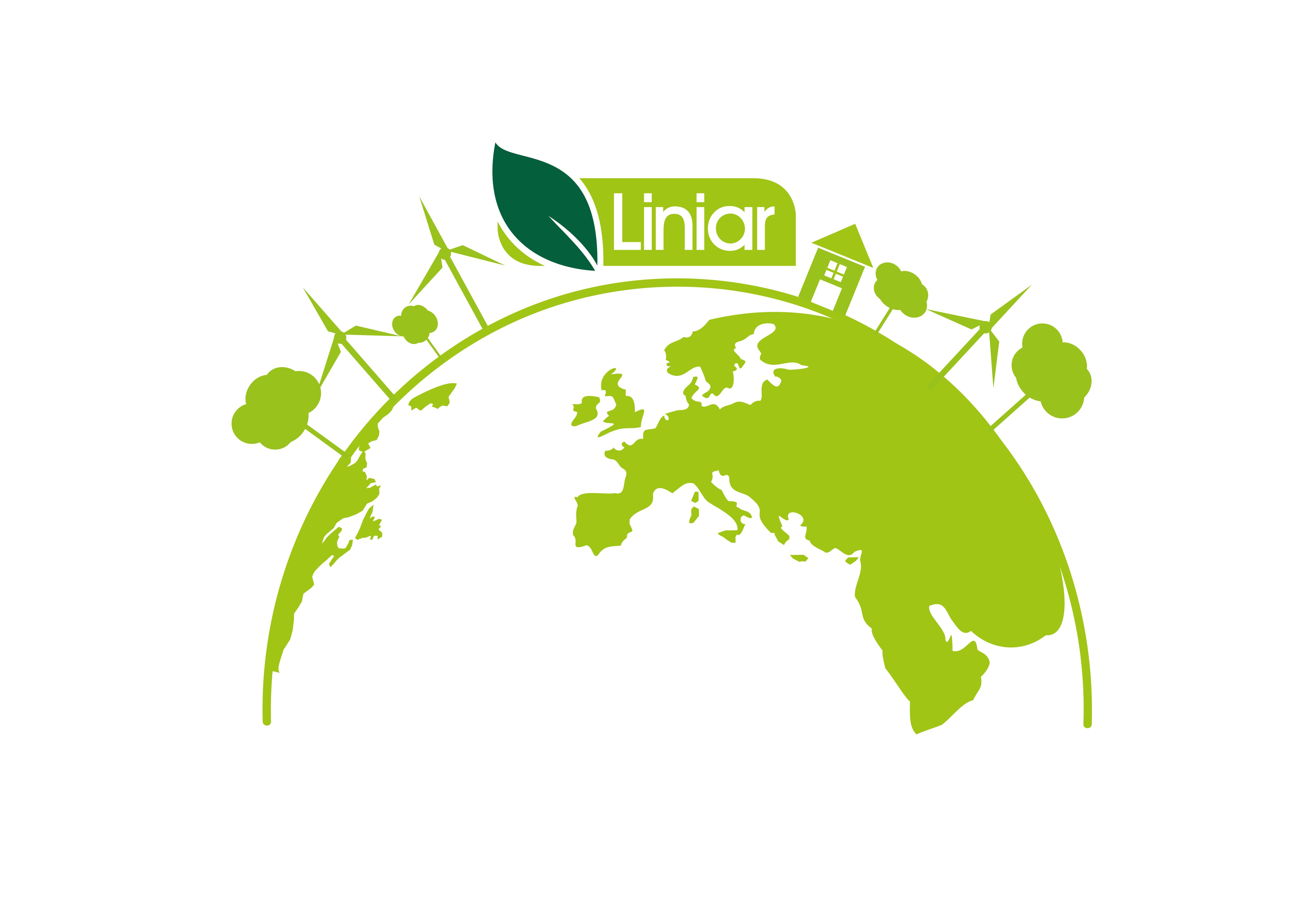Liniar smashes its climate change agreement by 54%, saving 20,400 tonnes of CO²!