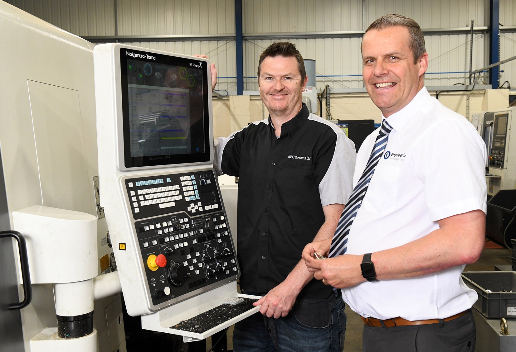 Derbyshire machining specialist invests £600,000 to keep up with reshoring demand