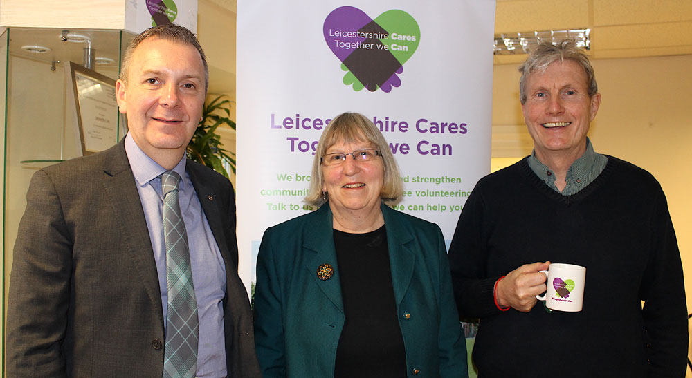 Hinckley and Rugby showcases support for community groups