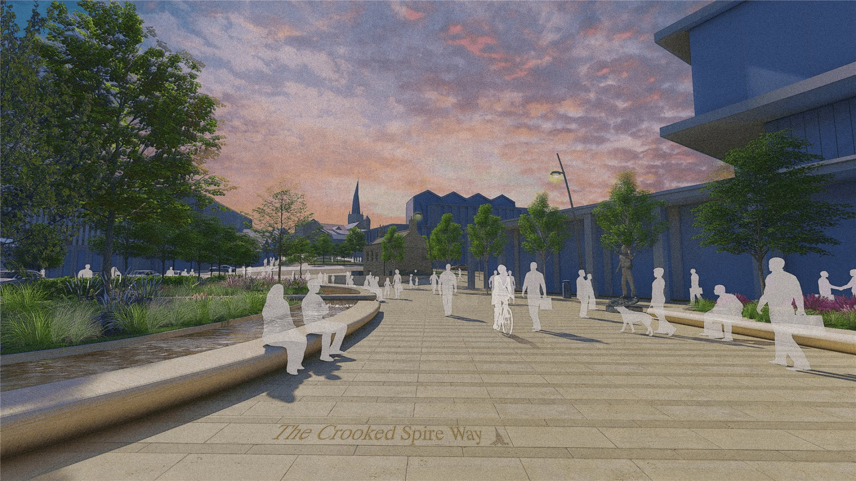 Ambitious regeneration plans to be considered by Chesterfield Borough Council