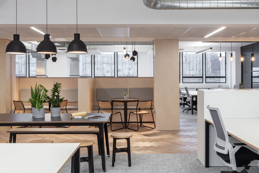 Pick Everard unveils new open-plan city centre HQ in Leicester