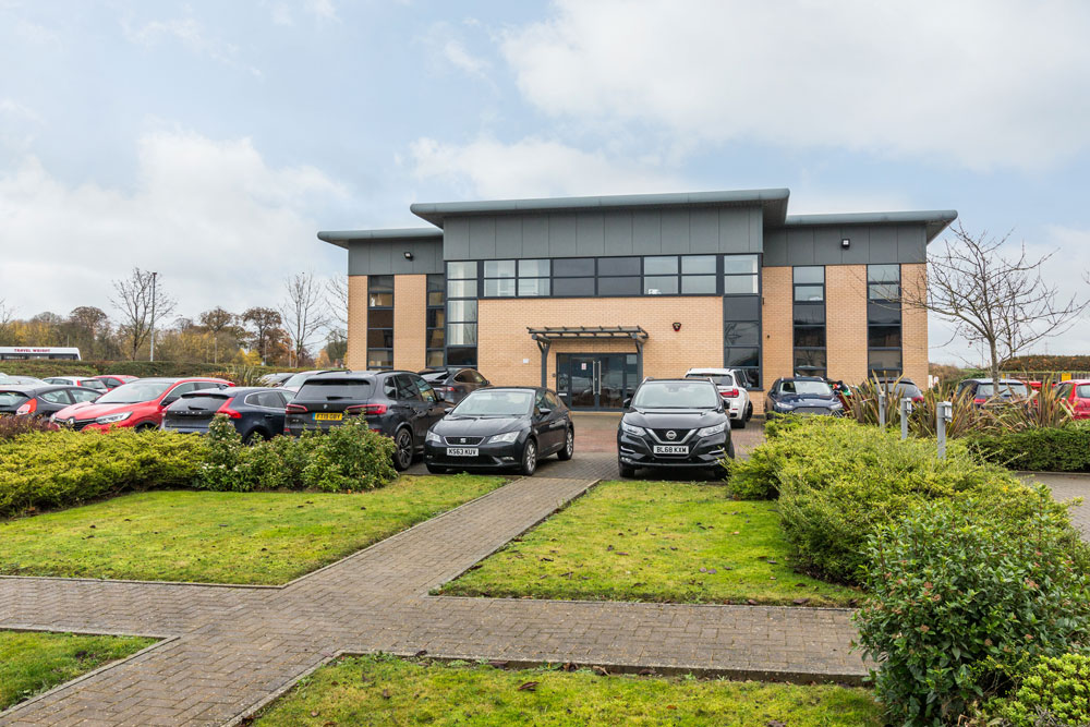 Expanding IT firm invests in larger business park property