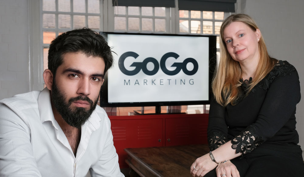GoGo Marketing appoints new digital marketing manager & web developer