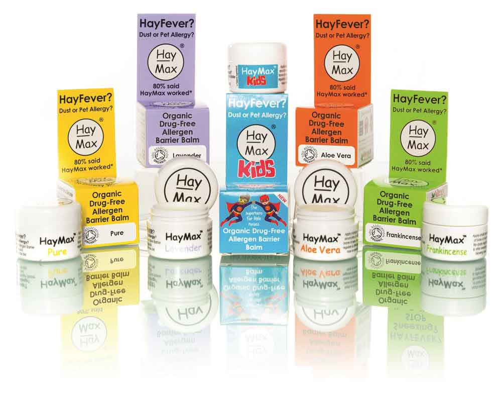 Distribution deal for hay fever products manufacturer sealed in time for summer