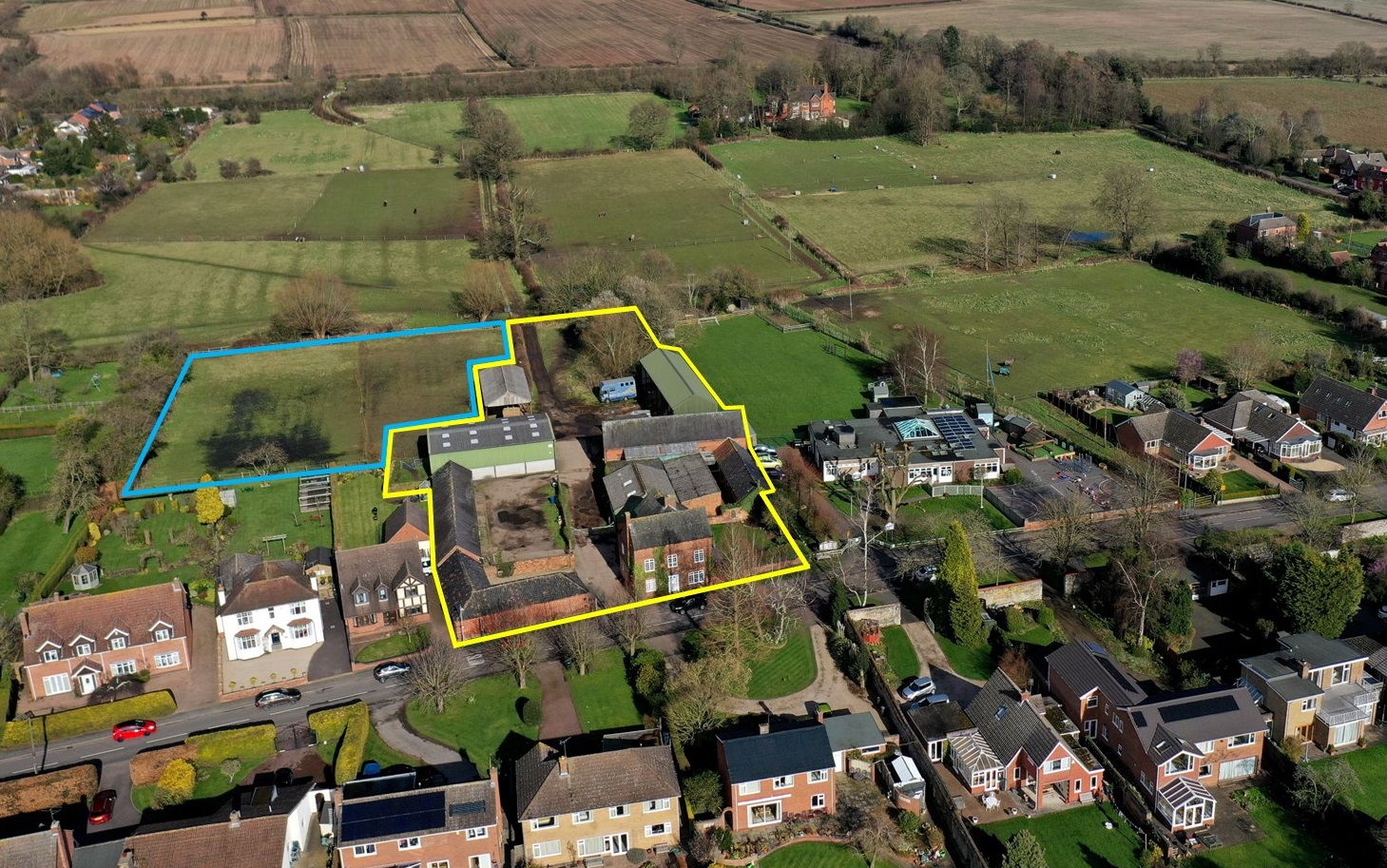 FARM & LAND DEAL COMPLETES FOR HOUSING DEVELOPMENT IN NORMANTON ON SOAR