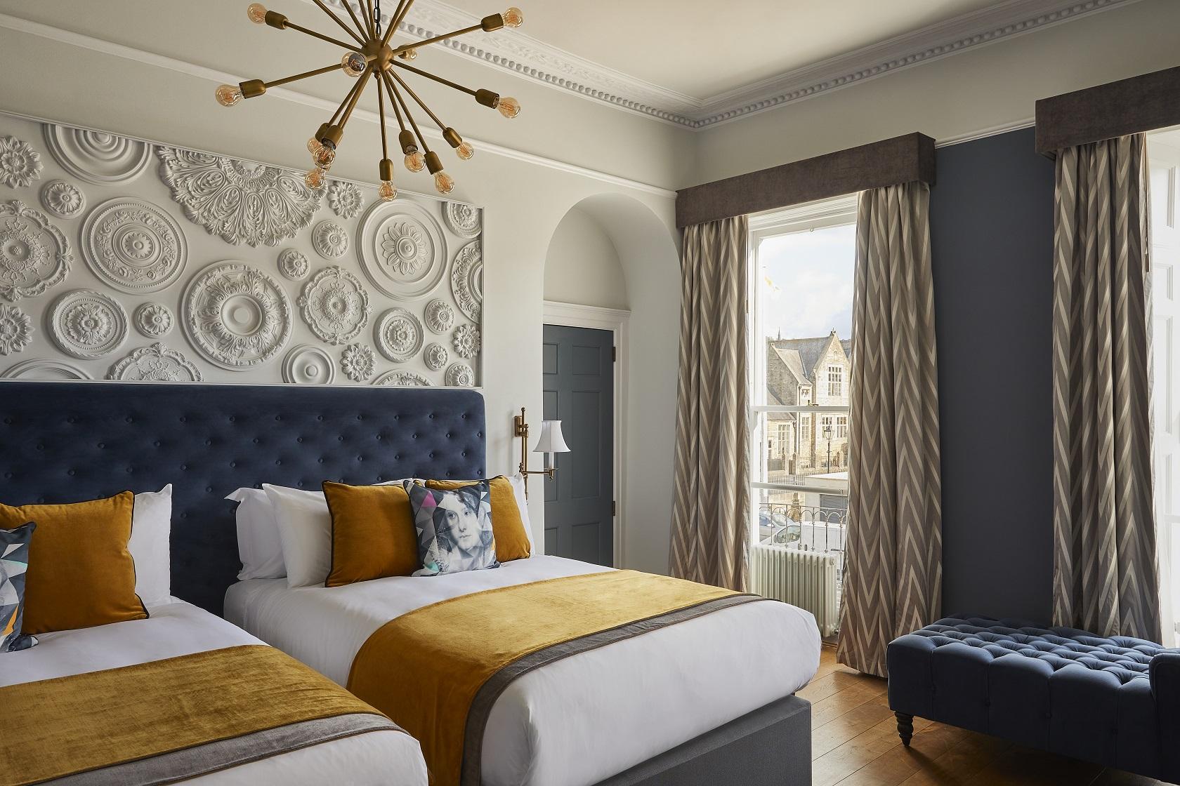 Nottingham's Island Quarter development secures global hotel operator