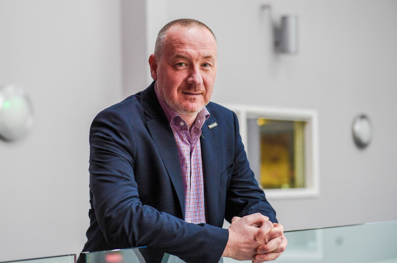 Pall-Ex appoints new Operations Director to central hub
