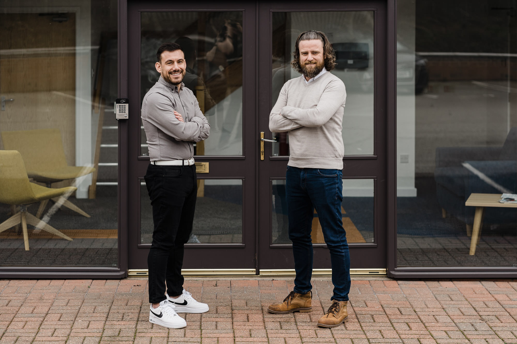 New faces, branding and website for IT firm with ambitious growth plans