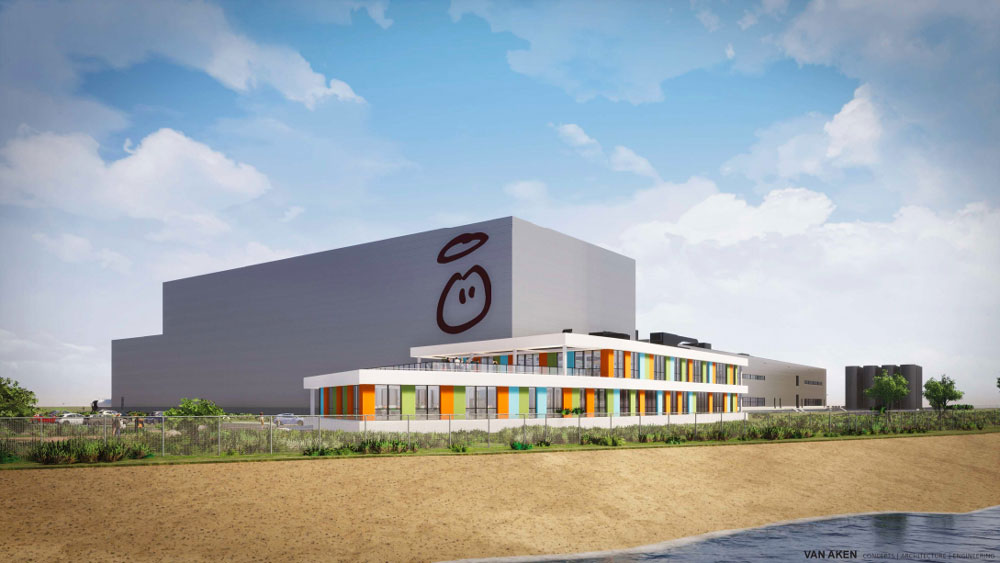Kegworth-based Integrated Food Projects delivers for innocent's carbon-neutral drinks factory