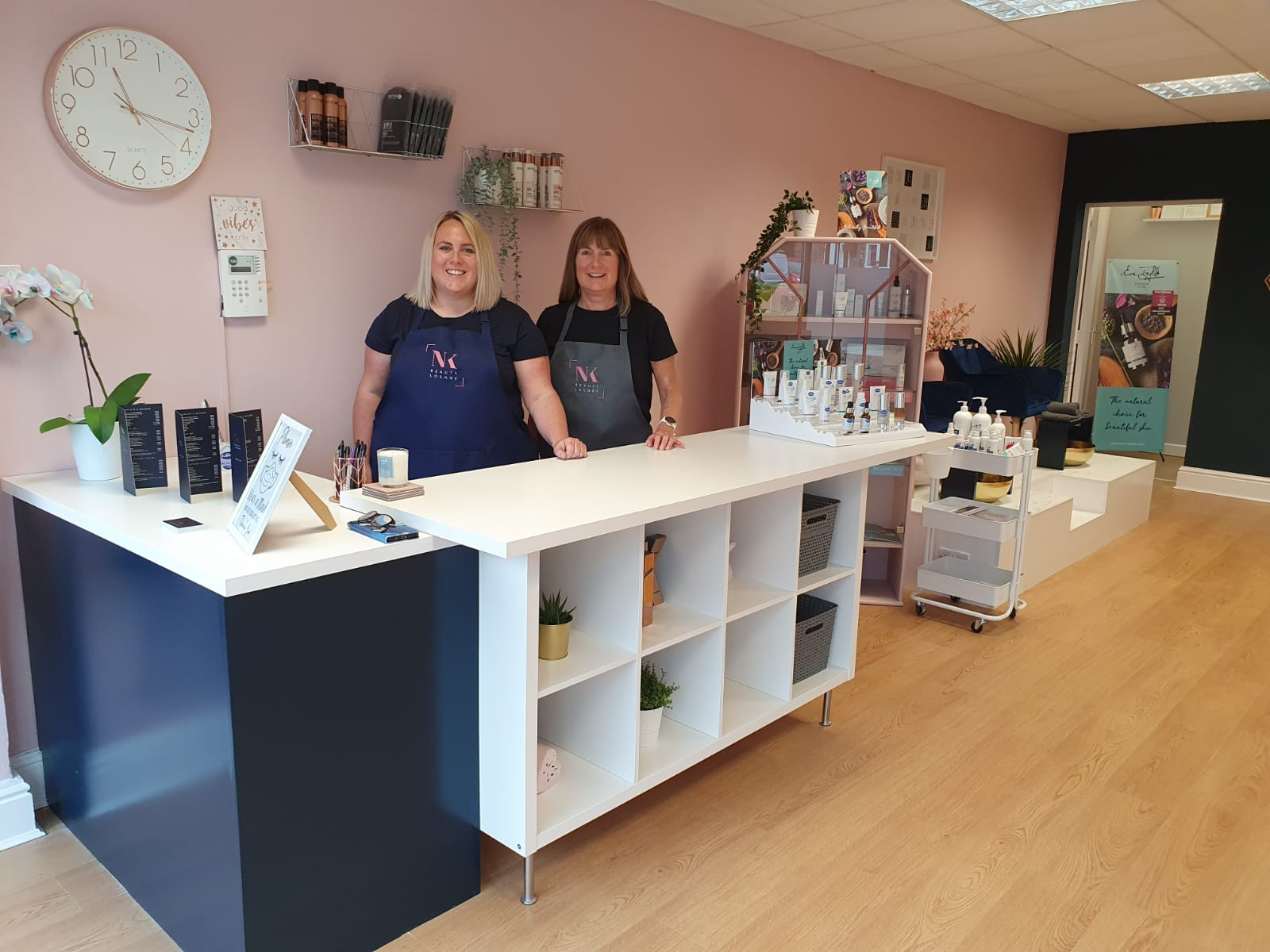 New Mother and Daughter Venture a Thing of Beauty For Notts Duo