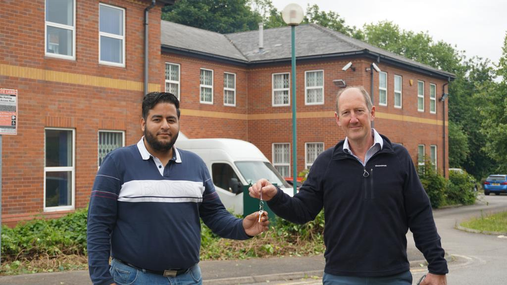 1st July 2021 NG completes deal for 7,000 sq ft Nottingham office disposal
