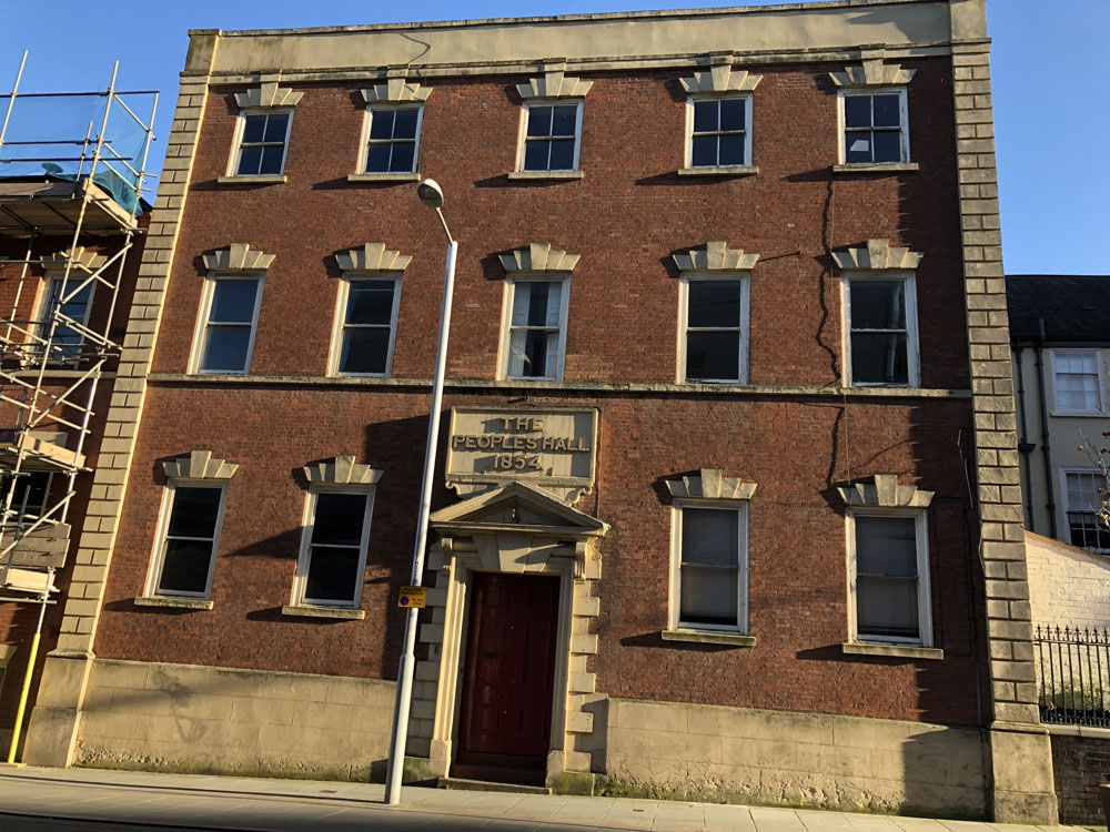 Focus consultant helping to save 'At Risk' buildings in Nottingham