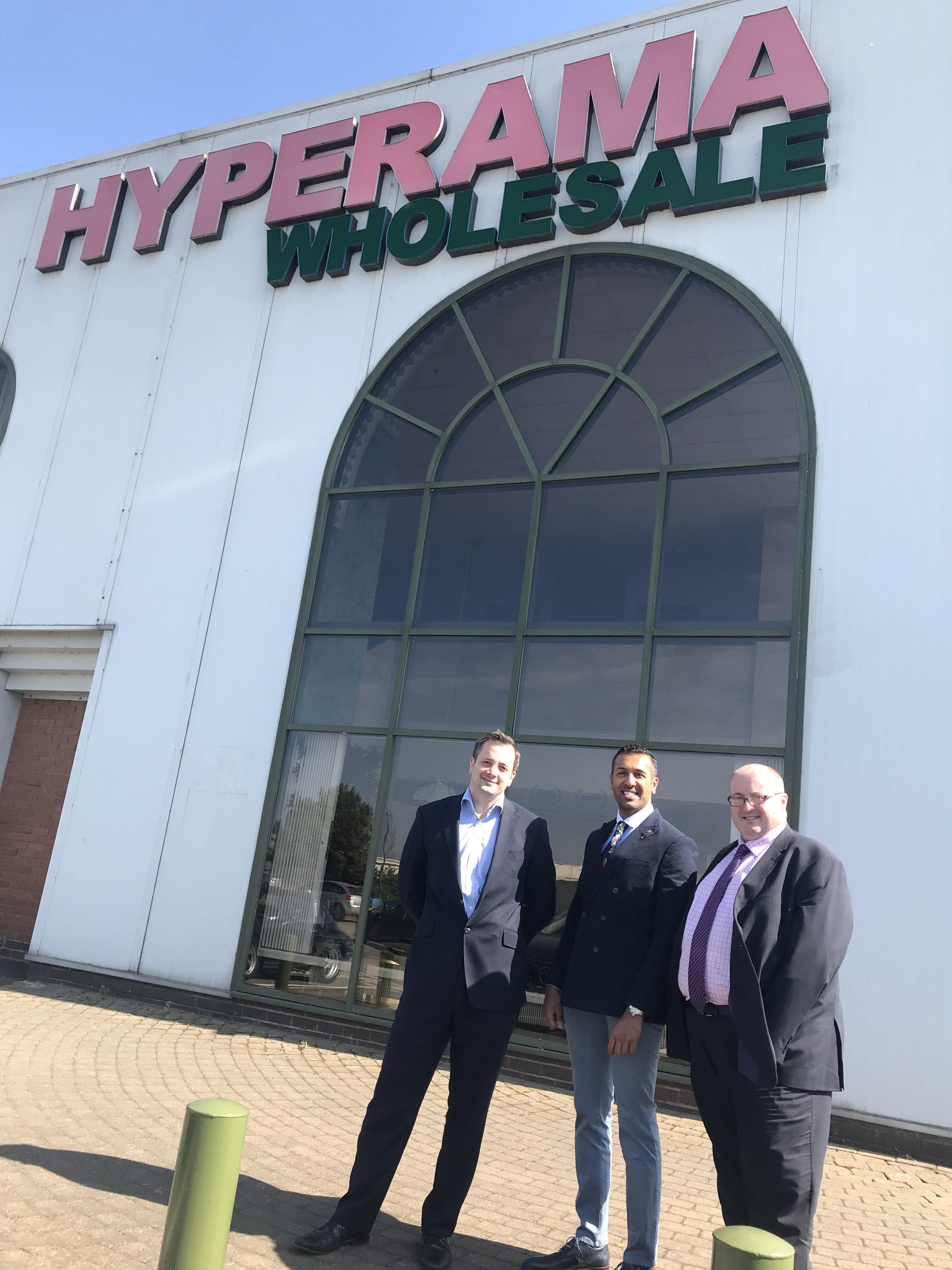 HSBC UK funding feeds Hyperama's expansion plan