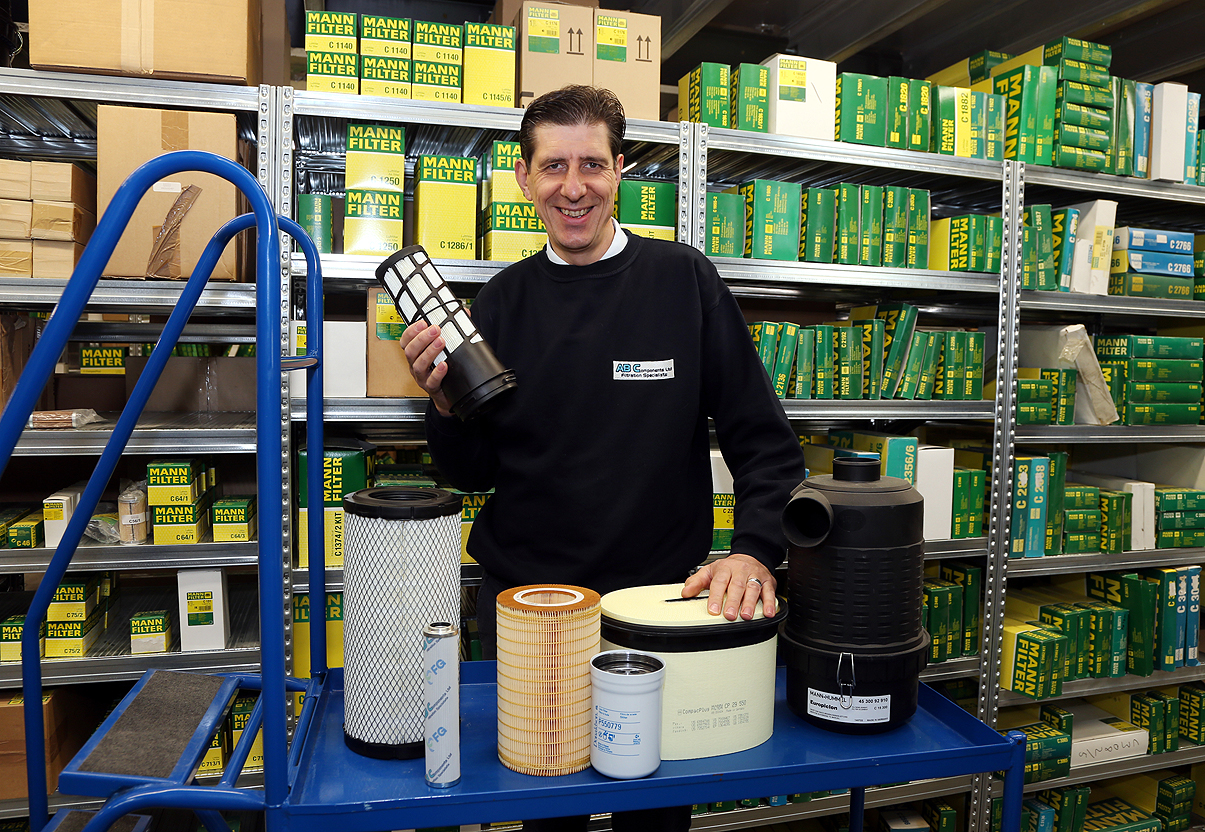 Increased sales of filters in pandemic helps specialist distributor accelerate growth