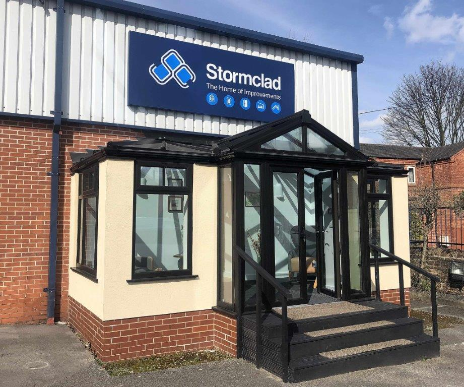Nottingham home improvements company unveils new showroom in Basford