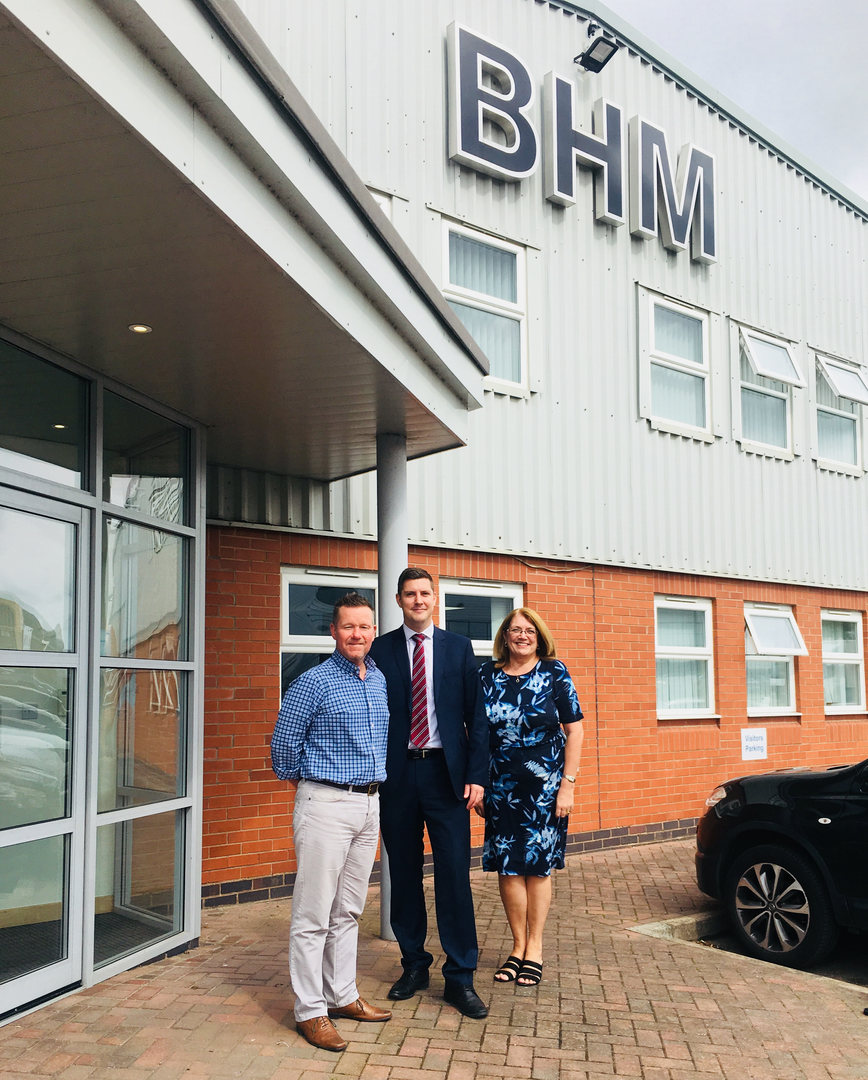 Leicestershire wholesaler set to expand internationally