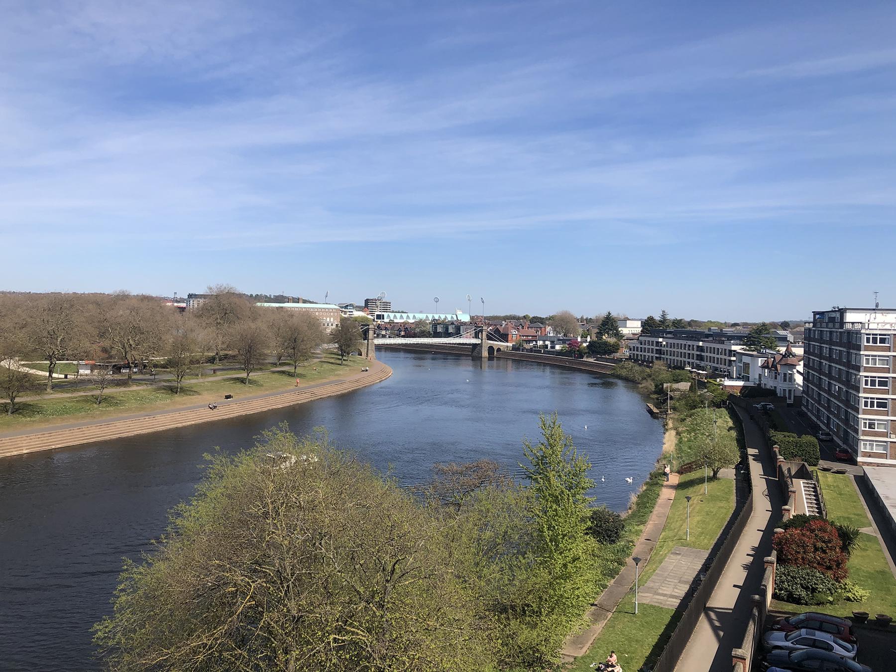 "Developer reveals ""top"" views from luxury waterside scheme in Nottingham"