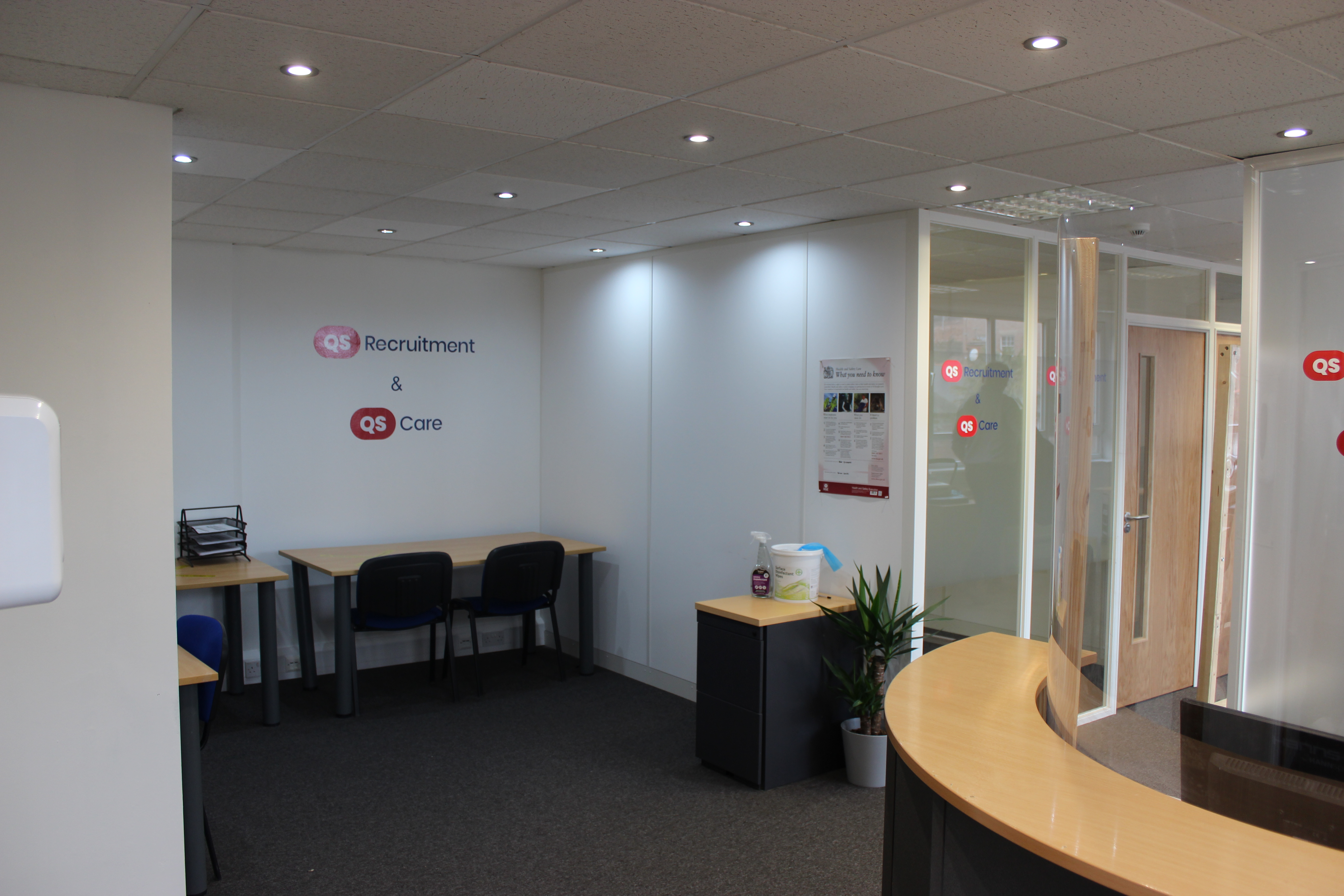 QS Recruitment expands to new central office