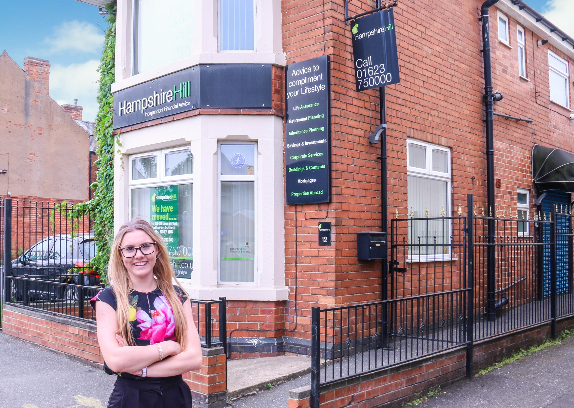 Gem of a deal as NG let an office in Kirkby-in-Ashfield