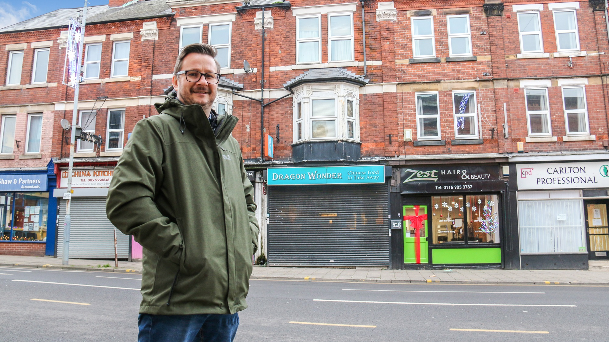 NG wrap up prime retail deal in Hucknall