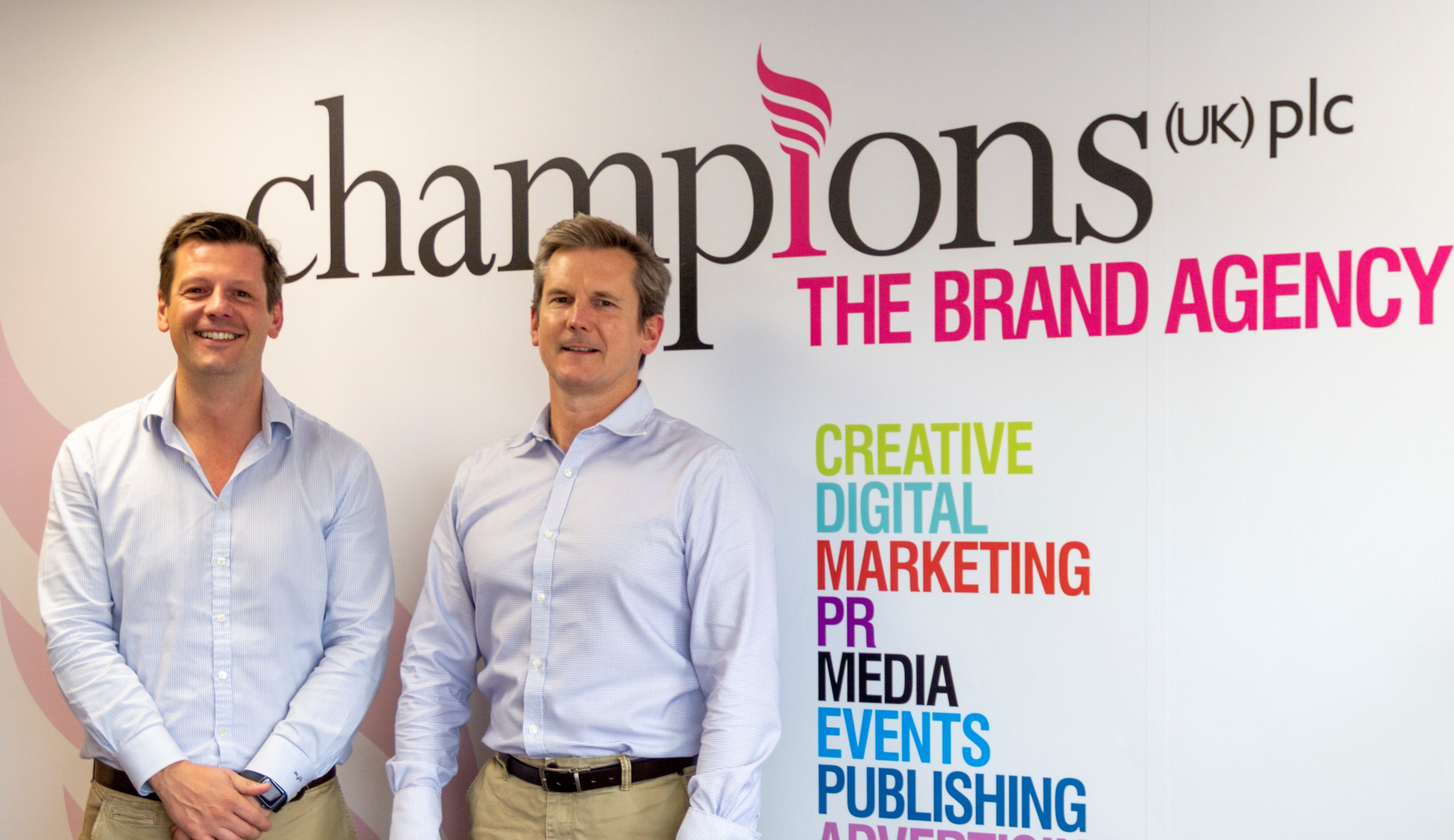 East Midlands brand agency Champions (UK) plc wins major aerospace industry client