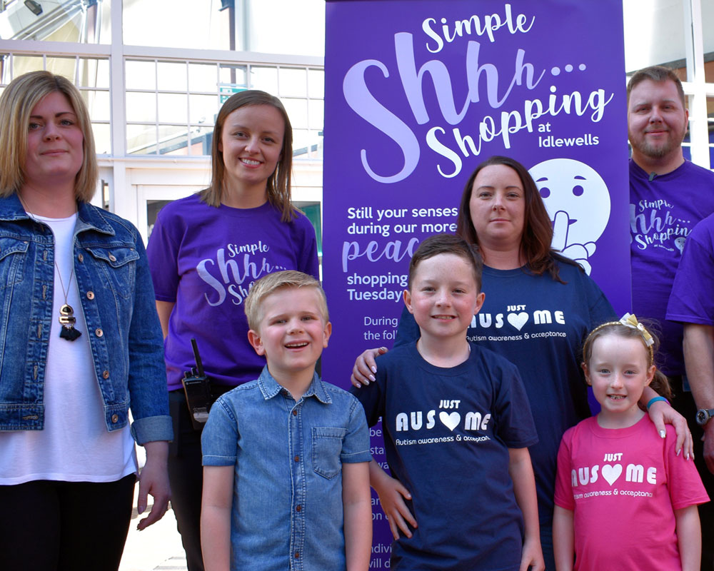 Idlewells Shopping Centre commits to Purple Tuesday