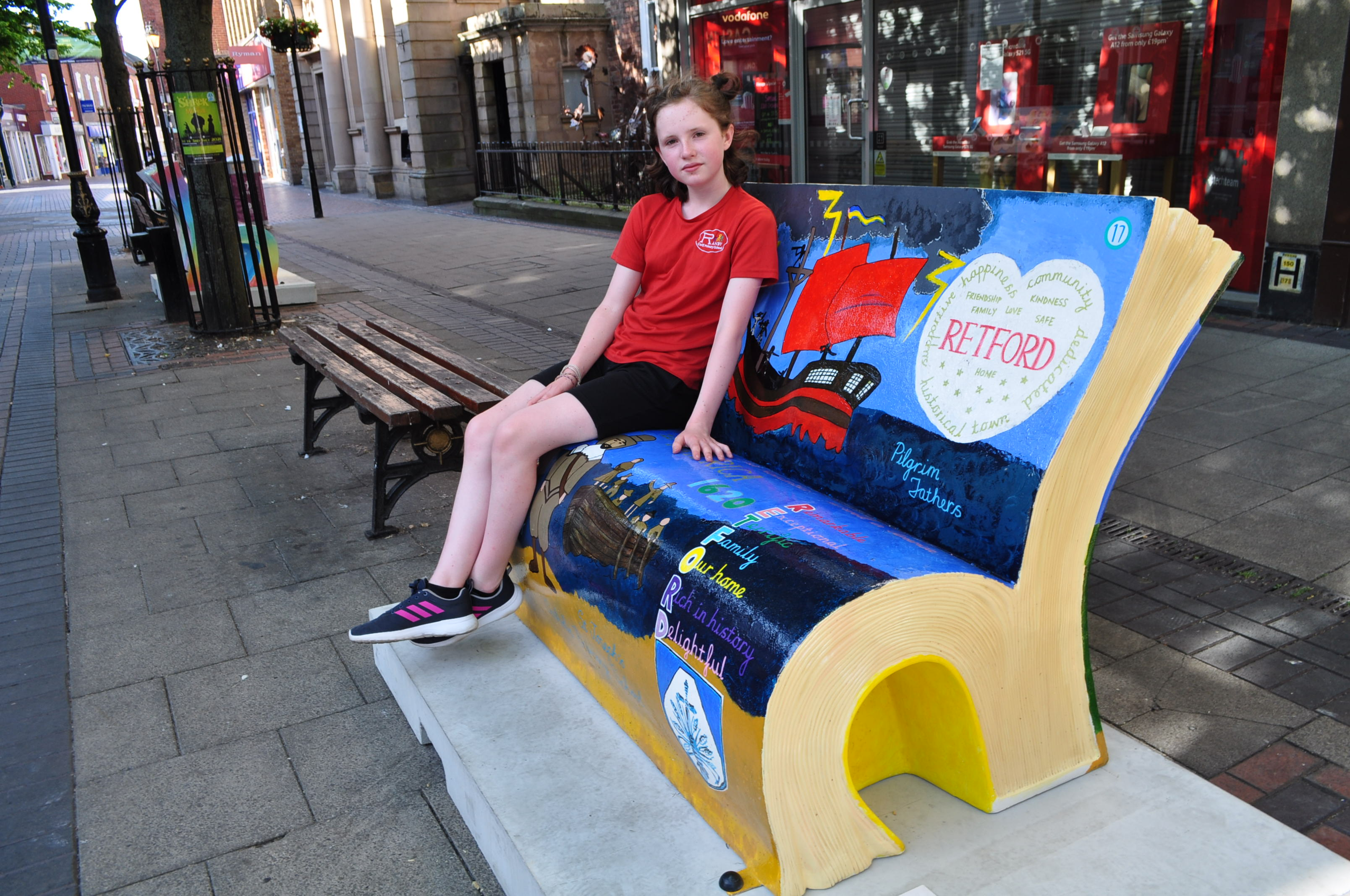 LOCAL BOOKBENCH TRAIL LAUNCHES ACROSS NORTH NOTTINGHAMSHIRE