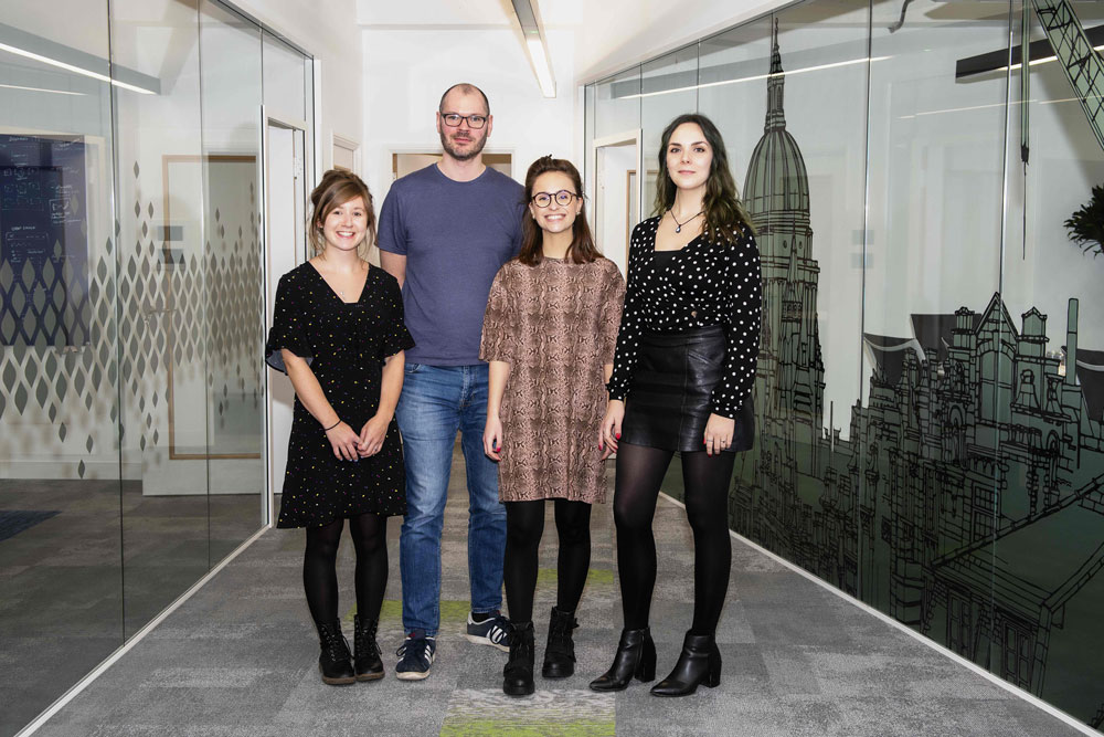 Raft of new appointments for Nottingham digital agency