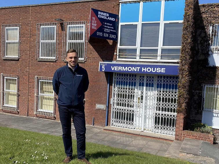 INNES ENGLAND HELPS NOTTINGHAM SPORTS EQUIPMENT COMPANY TO EXPAND