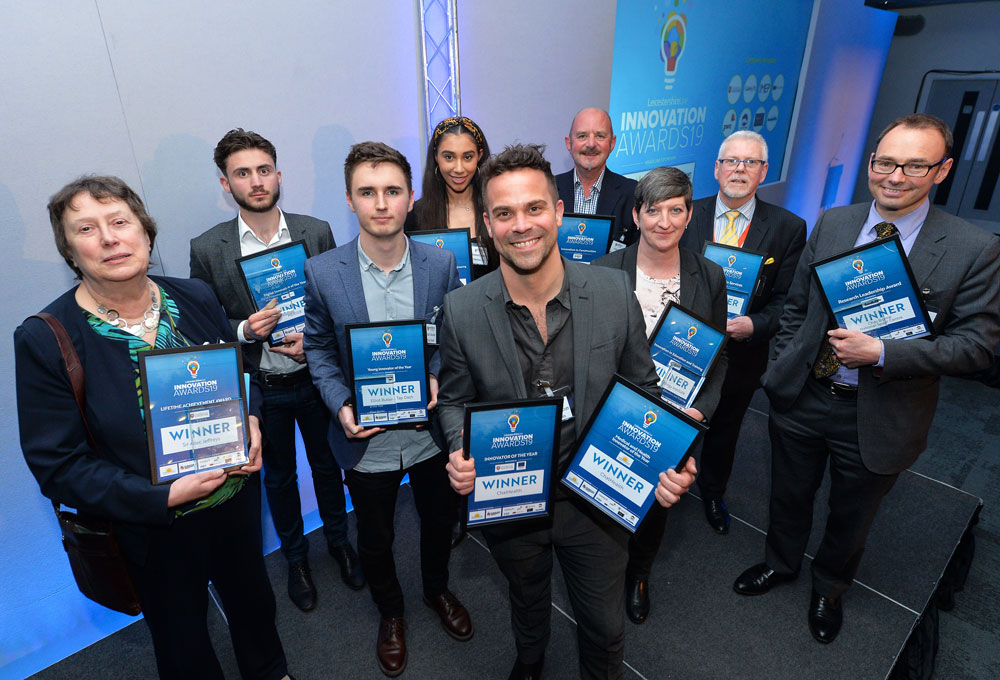 Focus on business growth and productivity as Leicester Innovation Week returns
