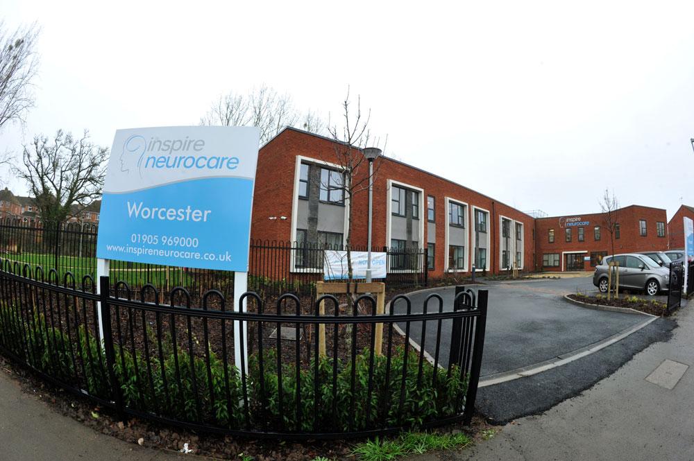 J Tomlinson completes construction of West Midlands neurological care centre