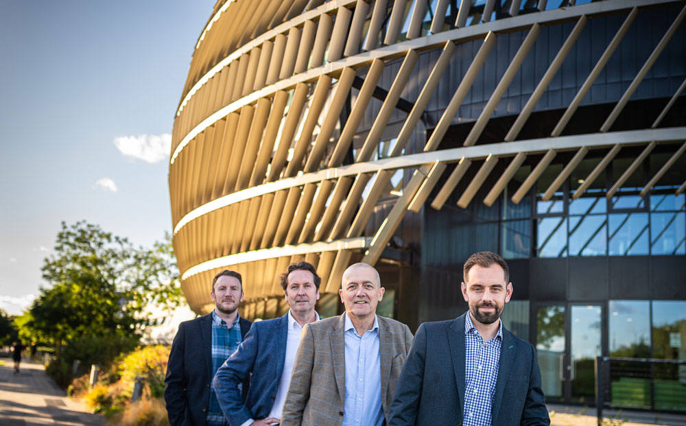 Intoware moves to the University of Nottingham Innovation Park