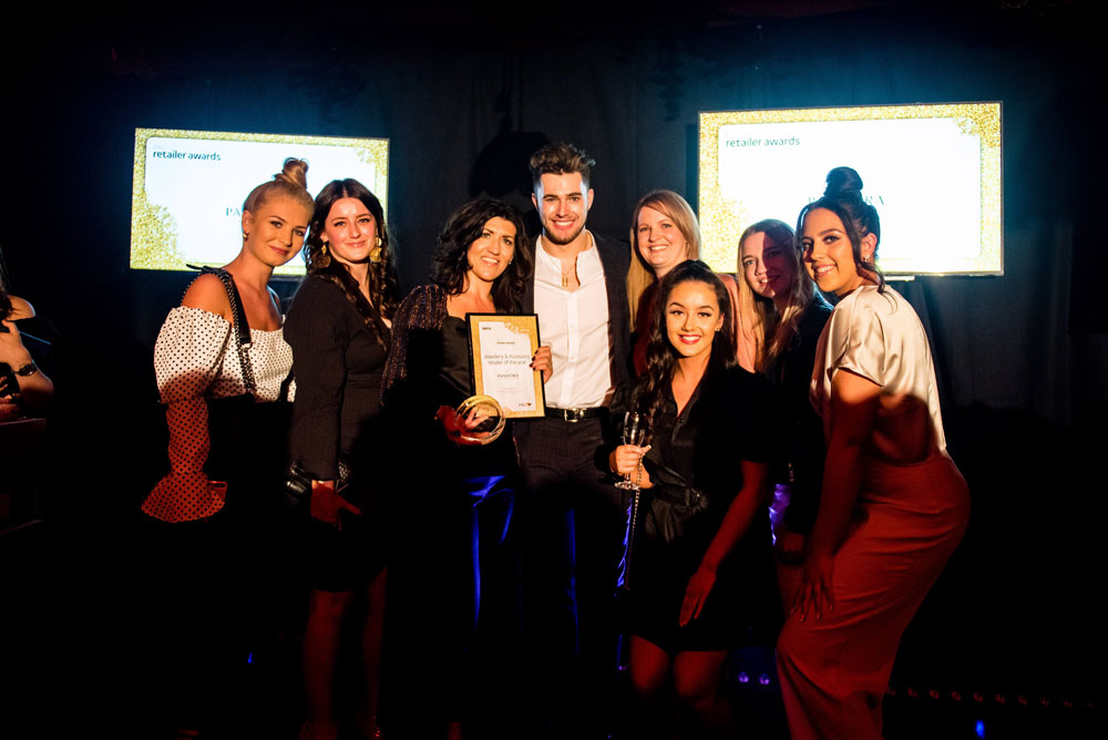 Nottingham retail stars crowned at glittering awards ceremony
