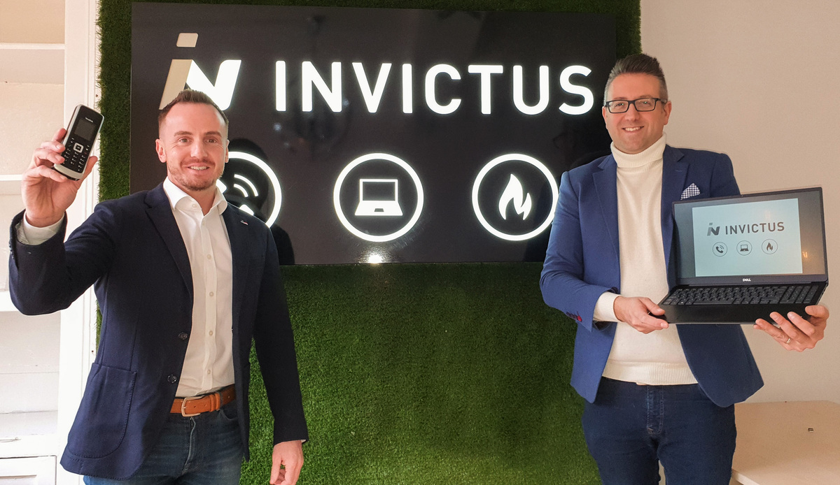 Cooperation is key as Invictus Technology gets set to help firms embrace remote working