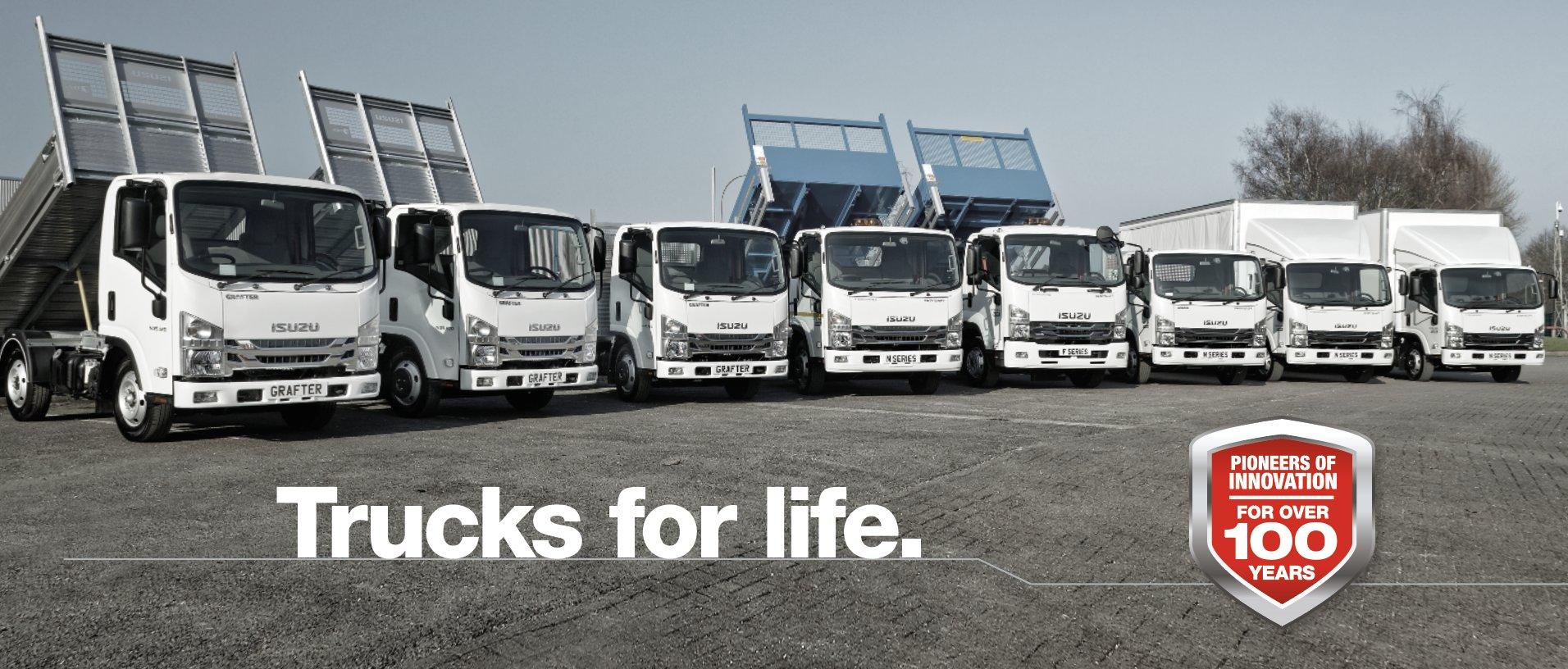 RHCV Drives Forward with Isuzu Trucks