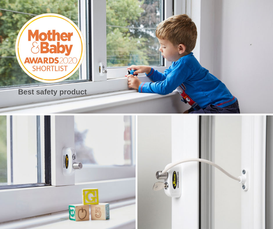 Jackloc announce shortlisted product in national Mother & Baby Awards