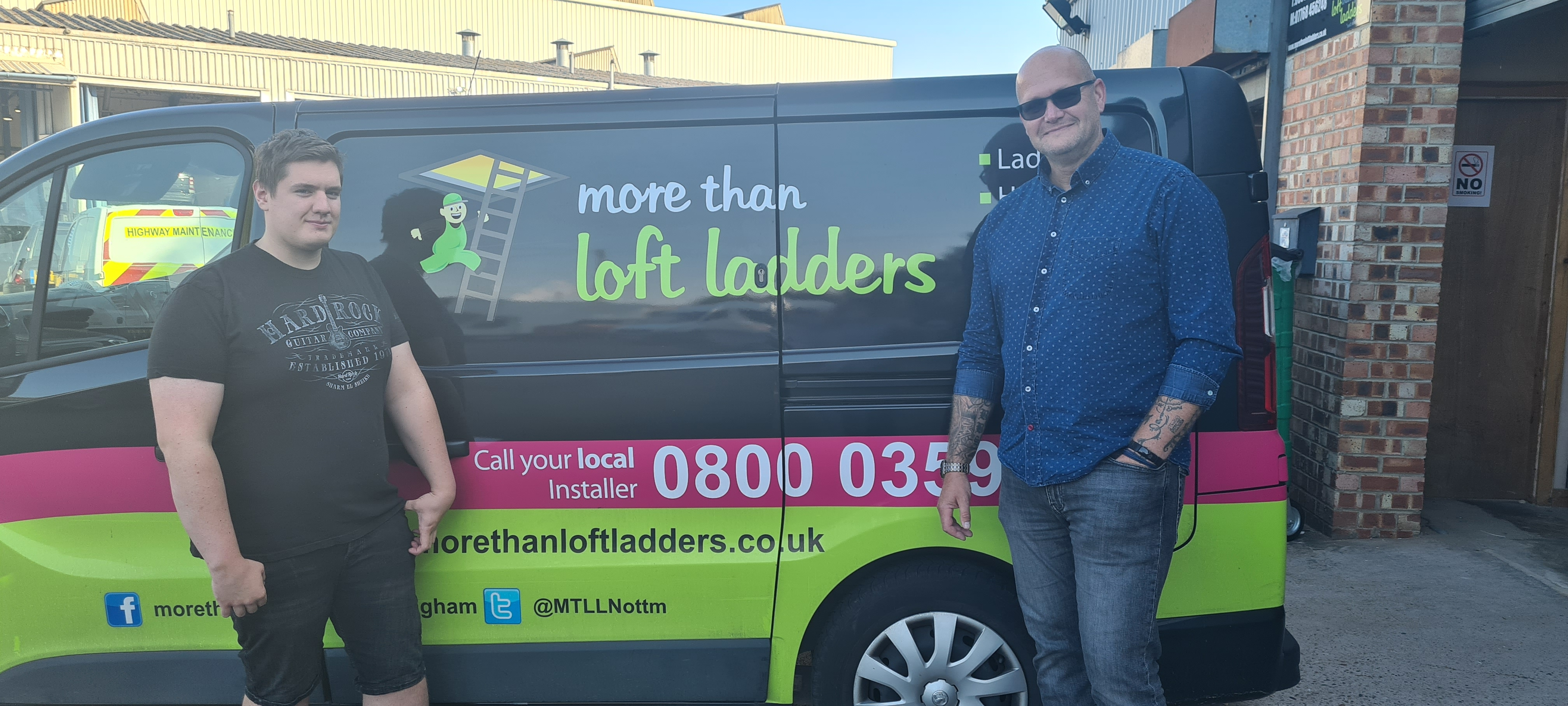 Long Eaton Business Supports Young Person Onto Jobs Ladder
