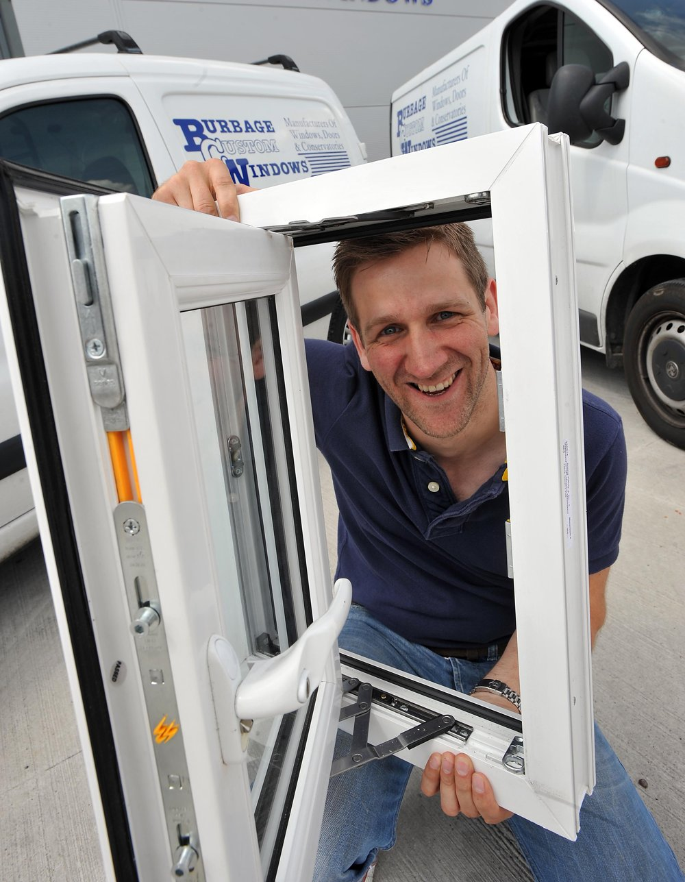 Leicestershire window business doubles workforce due to innovation