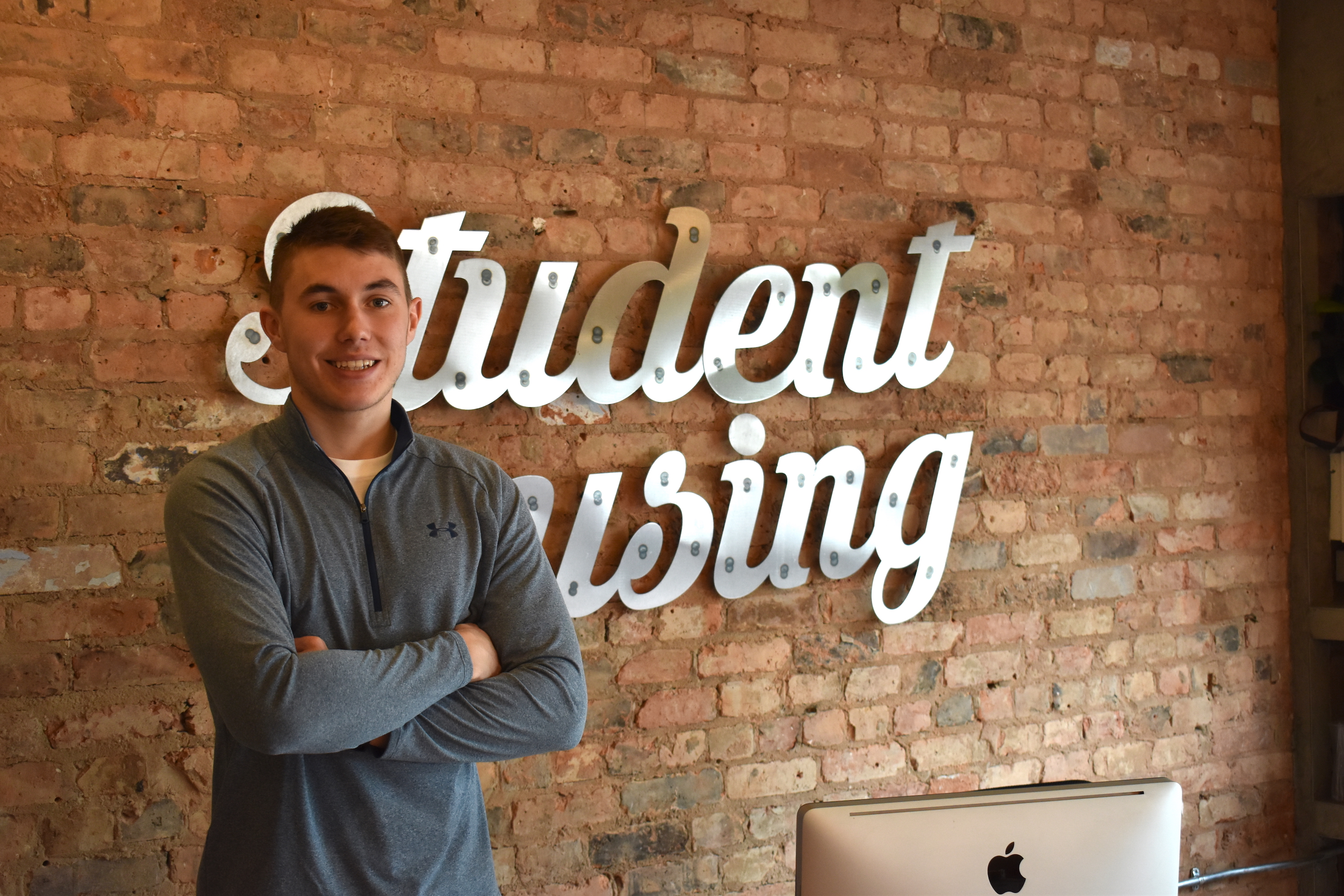 STUDENT HOUSING MAKES ITS FIRST HIRE FOR NEW NOTTINGHAM OFFICE
