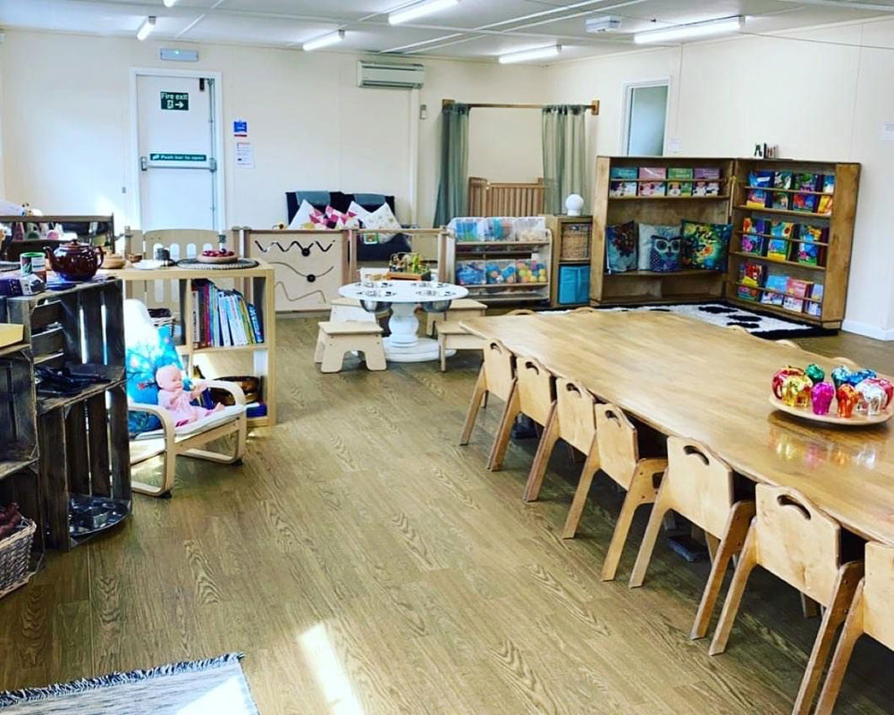 Family-run childcare group secures Top-Up support package from Lloyds Bank