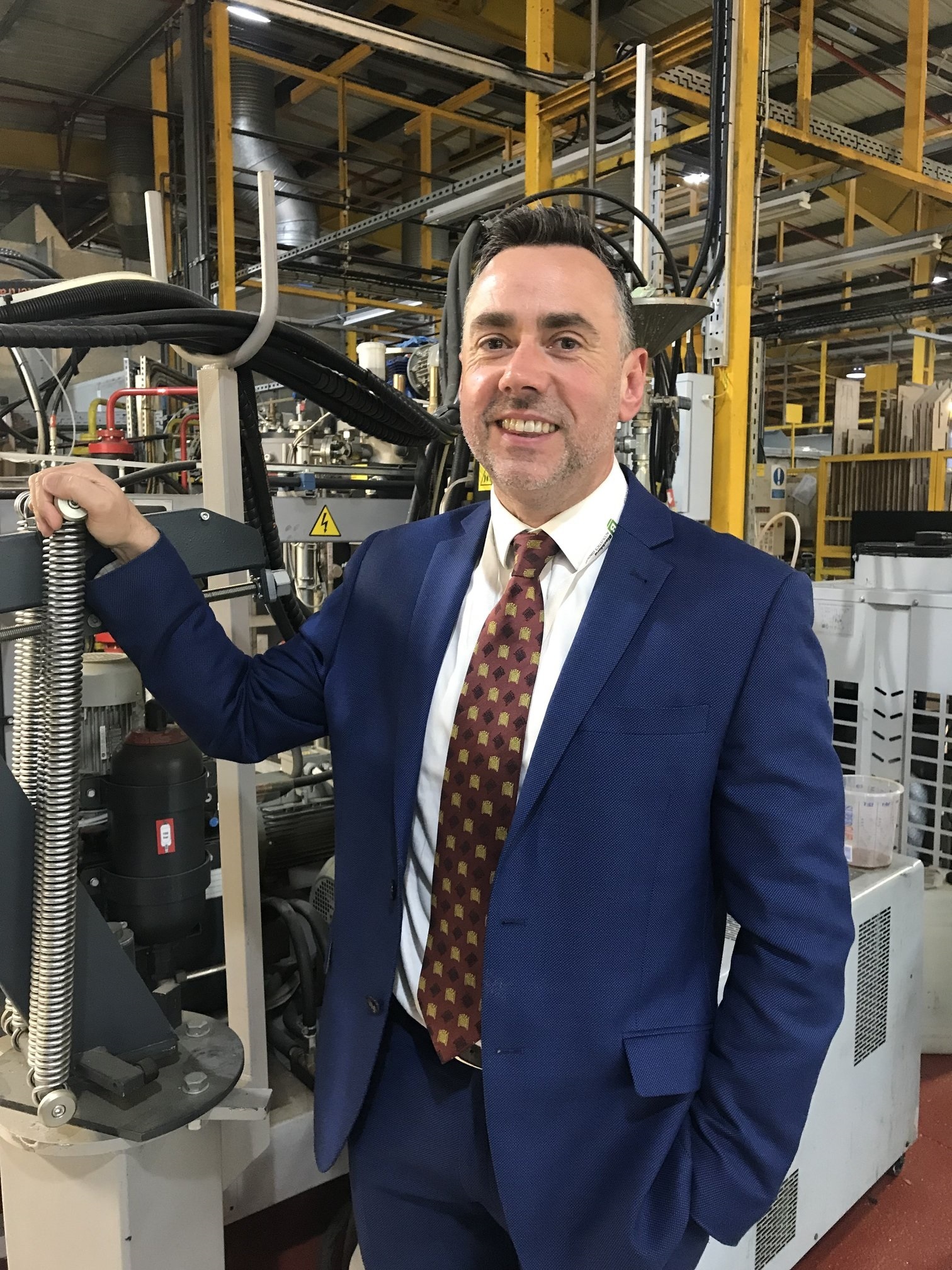 Booming post lockdown order book prompts recruitment drive at Chesterfield manufacturer