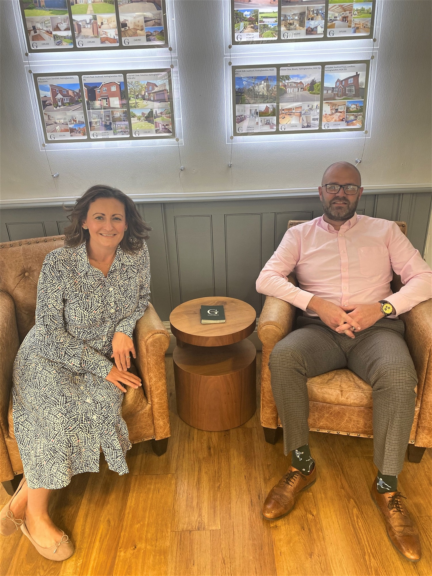 GASCOINES BOOSTS TEAM WITH DOUBLE HIRE
