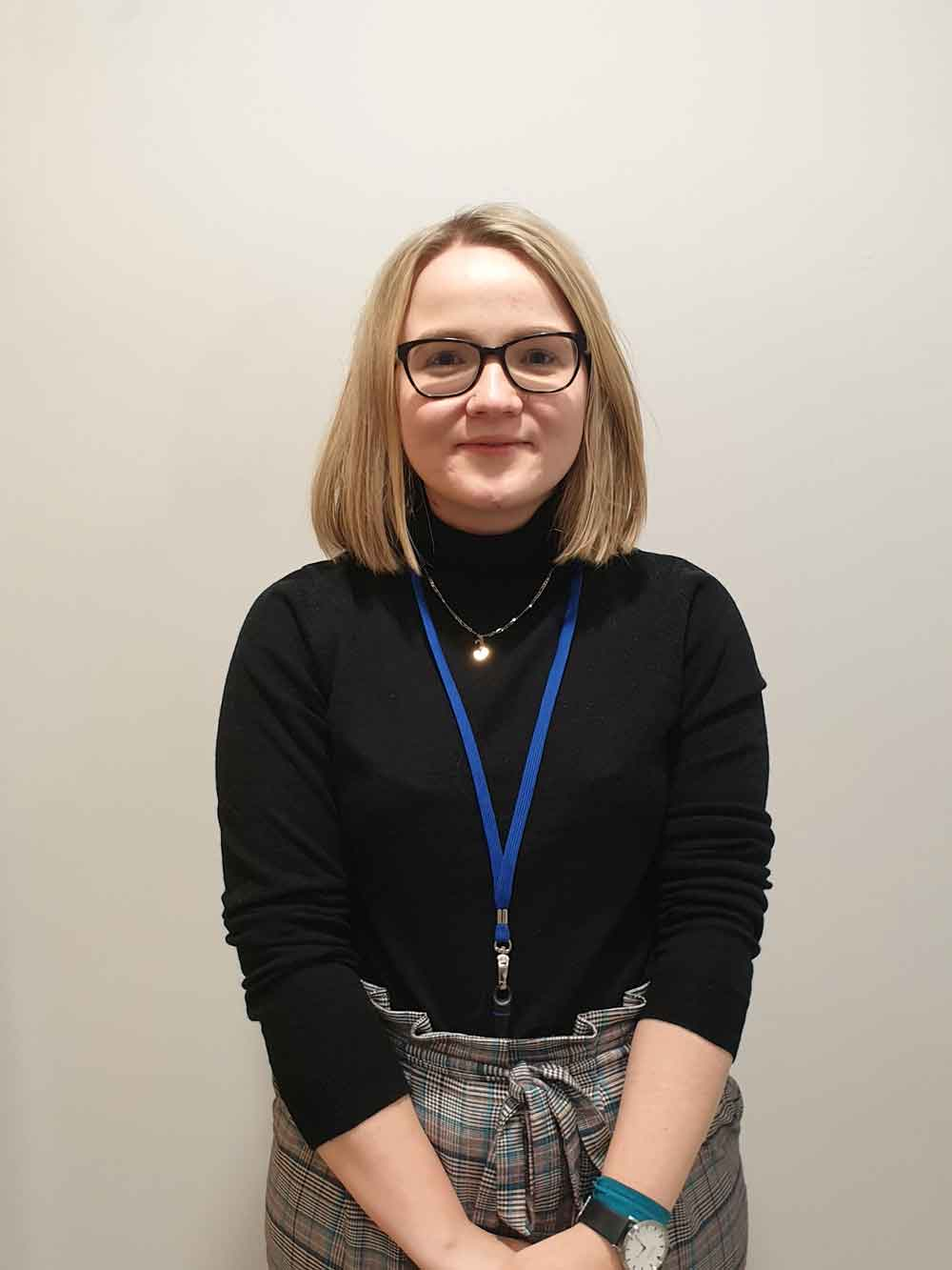 New marketing co-ordinator looks to further her career with leading Leicestershire developer