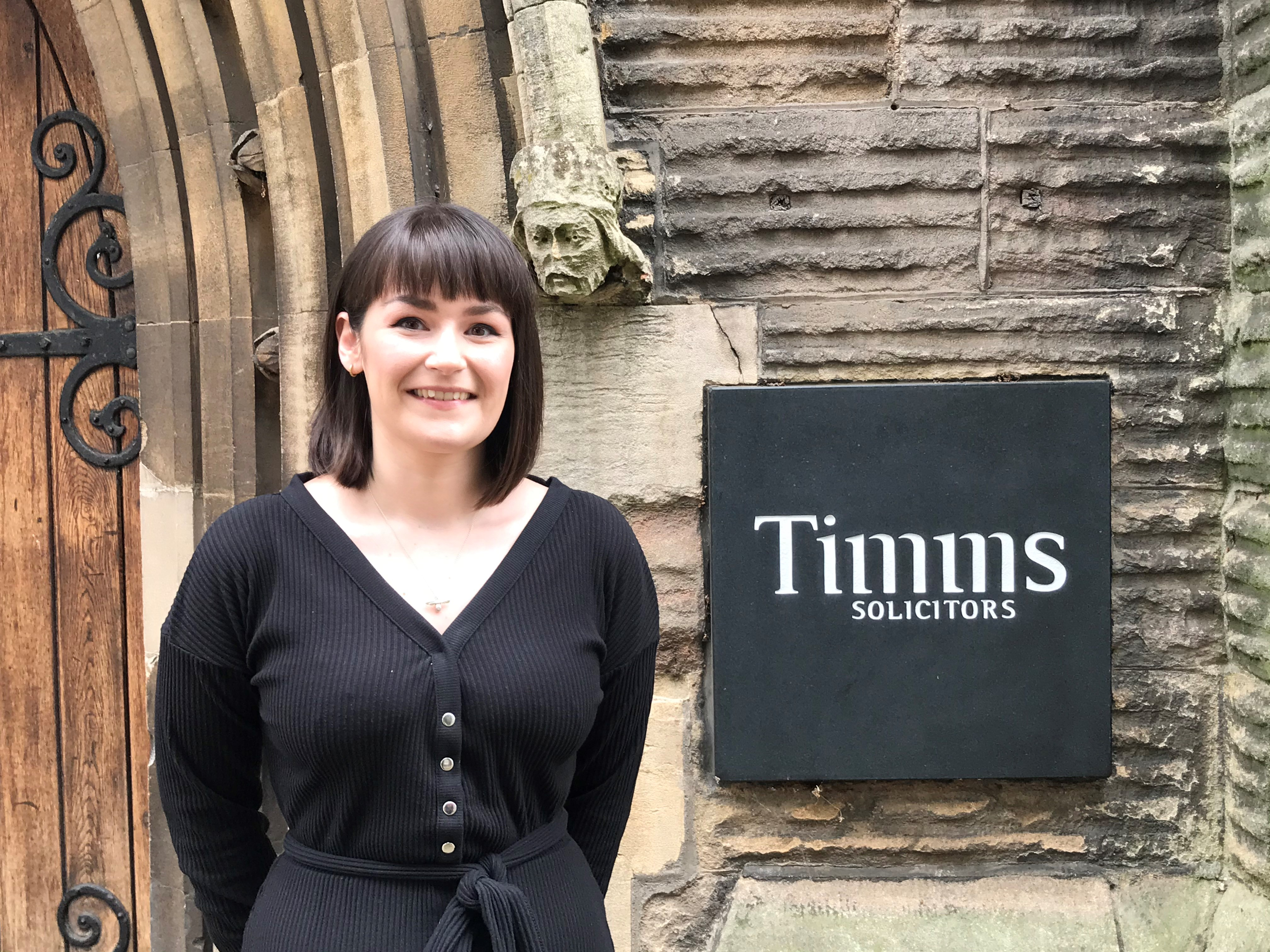 Jessica Proves Her Mettle At Timms Solicitors
