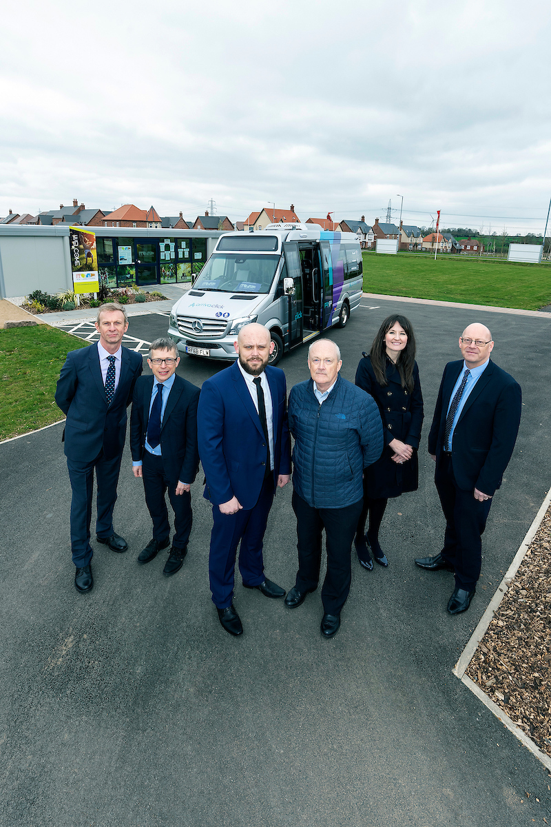 SUSTAINABLE TRAVEL COMPANY REAPPOINTED AT MULTIMILLION-POUND NEW LUBBESTHORPE DEVELOPMENT